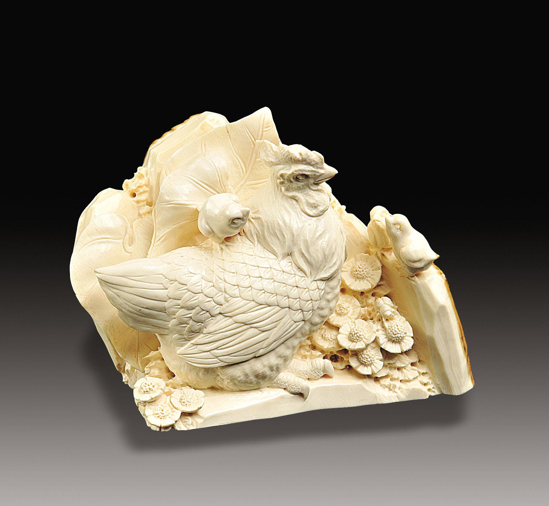 艺术珍品 - 牙骨雕    17 - h_x_y_123456 - 何晓昱的艺术博客