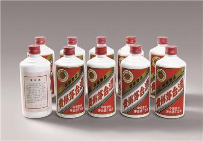 1987年贵州茅台酒(铁盖)